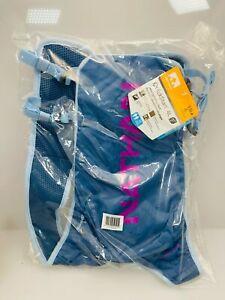 Nathan QuickStart 4L Unisex Hydration Race Vest One Size Blue