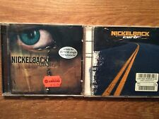 Nickelback [2 CD Alben] Silver Side Up + Curb