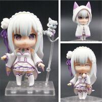 Nendoroid Emilia Re: Zero Starting Life In Another World PVC 751 Action Figurine