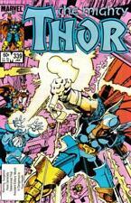 Thor #339 Jan 1984  Marvel Comic Book (VF)
