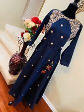 Designer Rayon Cotton Anarkali Gown SALE !! Size 42/44