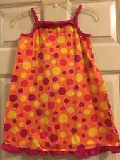 Hanna Andersson Dress Girls Size 120 6X-7