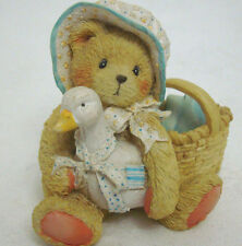 Cherished Teddies Katie 950440 A Friend Knows Need a Hug Mint
