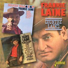 FRANKIE LAINE - COUNTRY LAINE  CD NEW!