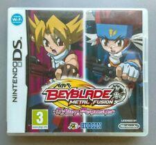 NINTENDO DS // BEYBLADE METAL FUSION CYBER PEGASUS  //  Compatible DS 2DS 3DS