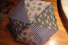 NWT Matilda Jane umbrella Garden of Dreams blue 23701A