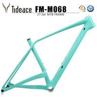 Celeste 27.5 Plus Carbon Fiber T800 Mountain Bicycle Frames OEM 12*148 Thru axle