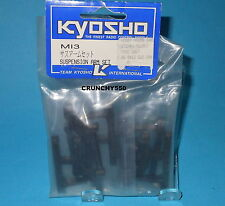 Vintage Kyosho MI3 Suspension Arm Set Mantis Pure Ten RC Part