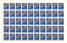 CANADA # 856 SHEET - 1980 - REHABILITATION CONGRESS - 50 x $0.17 STAMP - MNH
