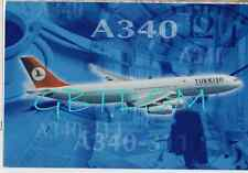 A340 311/313 - AIRBUS AIRPLANE AIRCRAFT TURKISH AIRLINES TÜRK HAVA YOLLARI