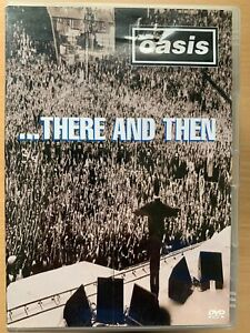 Oasis ...There and Then DVD 2001 Live Concert | Gig Britpop Rock Music