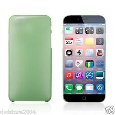 Custodia VERDE Ultra SLIM FROSTED per Apple iPhone 6 PLUS 5.5 Sottile 0,3mm