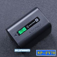 Genuine Original Sony NP-FV70 Battery for BC-TRP NP-FV30 NP-FV100 NP-FV50 XR350E