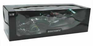 Lewis Hamilton 1:18 Minichamps 2020 Winner Styrian GP #110200244 - Brand New