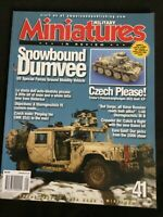 Military Miniatures in Review Magazine No. 41 Snowbound Dumvee
