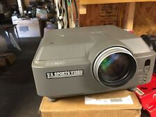 Sharp XV-P15U LCD Projector Sharpvision Movie Projector Home Theater