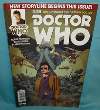 Doctor Who 10th Dr #6 Cover A Comic by Titan Comics BBC Tenth VF Condition