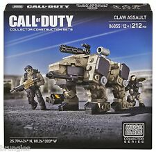 Rare call of duty halo wars mega bloks claw assault DCL10 neuf lot rrp £ 25