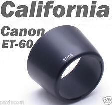 Canon ET-60 ET60 Lens Hood EF-S 55-250mm f/4-5.6 IS 90-300mm f/4.5-5.6  75-300mm