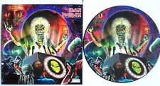 """NEW / MINT! Iron Maiden Out Of The Silent Planet 12"""" Vinyl Picture Disc"""