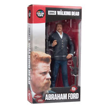 "The Walking Dead Color Tops 7"" Abraham Ford Mcfarlane Toys Amc Zombie Tv Series"