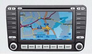 Reparatur VW Navigation System MFD2**CD Laufwerk,Display**