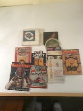 Lot Of Vintage Beer Advertising, Coasters, Napkins, Etc