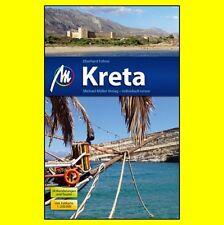 Kreta Reiseführer Michael Müller  - NEUE 21. Auflage 2018   9783956545375 - NEU