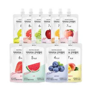 [Dr.Liv] Diet Konjac Jelly 10 flavors - 150ml x 3 / Free Gift