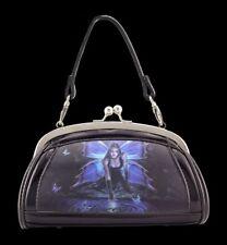 Gothic Abendtasche mit 3D Bild - Immortal Flight Anne Stokes - Abend-Handtasche