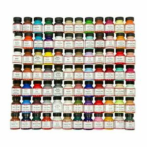 Angelus Acrylic Leather Paint Shoes Bags Trainers Sneakers 1oz 70+ Colours