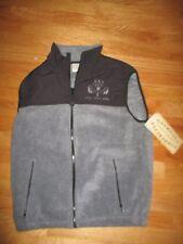 2002 TEAM USA Salt Lake City WINTER OLYMPICS SPIRIT Embroidered (MD) Vest w Tags