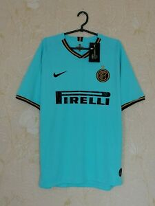 Internazionale (Inter Milan) 2019 - 2020 away football shirt jersey Nike size XL