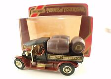 Matchbox Models of Yesteryear n° Y26 Crossley Beer Lorry 1918 neuf en boite 1/47