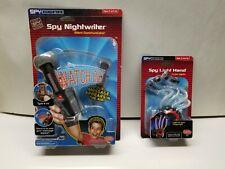 SPY GEAR LIGHT HAND & NIGHTWRITER NIP