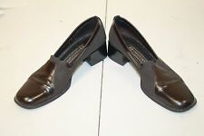 Roberto Capucci vintage classic women's shoes size 9.5 brown