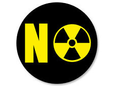 Pin Button Badge Ø38mm Non No Nuclear Nucleaire Nuklear Nucleare