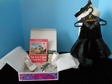 AMERICAN GIRL 2010 MIDNIGHT SKATE OUTFIT BOOK NEW IN BOX