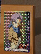 DRAGON BALL Z GT DBZ AMADA PP PART 30 CARDDASS CARD PRISM CARTE 46 SOFT JAPAN **