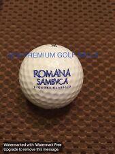 LOGO GOLF BALL-ROMANA SAMBVCA LIQUORE CLASSICO........ALCOHOL