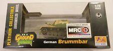 Easy Model MRC 1/72 German Brummbar StupzAbt216 Tank Built Up 36118