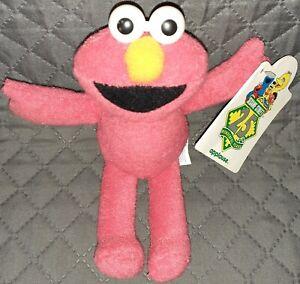 "Vintage Sesame Street Applause Elmo 7"" Plush 1993"