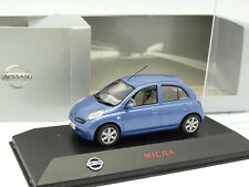 J COLLECTION 1/43 - Nissan Micra Blue