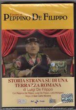 dvd IL TEATRO DI PEPPINO DE FILIPPO HOBBY & WORK Storia strana su una terrazza