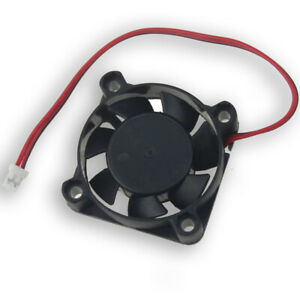 Small PC computer cooling fan 40mm 12V 2 pin