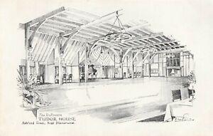 e england kent old postcard english tudor house ballroom ashford road maidstone