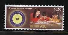Sri Lanka 2003   #1436   stamps on stamps    1v.  MNH  M864