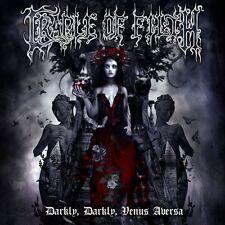 CRADLE OF FILTH Darkly Darkly Venus Aversa 2 CD +4BONUS