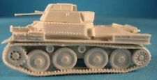 Milicast BG061 1/76 Resin German Aufklarer Panzer 38(t) w/2cmHangelafette Turret
