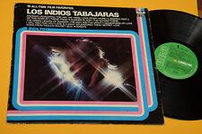 LOS INDIOS TABAJARAS LP 16 SUCCESSI ITALY 1977 EX